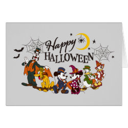 Mickey and Friends | Happy Halloween
