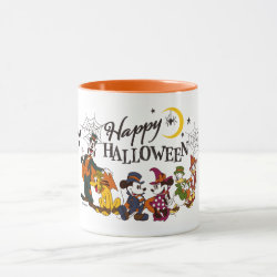 Mickey and Friends | Happy Halloween Mug