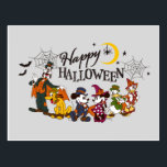 "Mickey and Friends | Happy Halloween Postcard<br><div class=""desc"">Celebrate this Halloween with this cute graphic featuring Mickey and Friends.</div>"