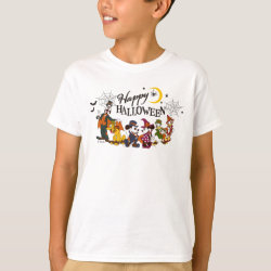 Mickey and Friends | Happy Halloween T-Shirt