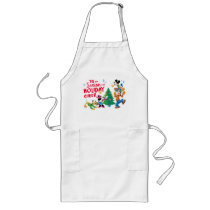 Mickey and Friends | Holiday Cheer Long Apron