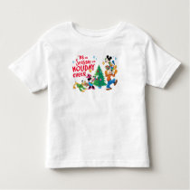Mickey and Friends | Holiday Cheer Toddler T-shirt