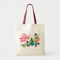 Mickey and Friends | Holiday Cheer Tote Bag