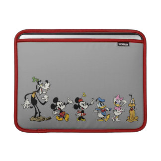 Mickey and Friends MacBook Sleeve