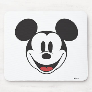 Mickey and Friends logo Mouse Pad