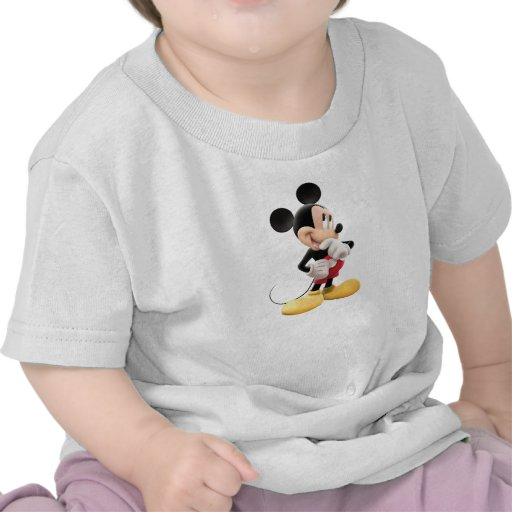 Mickey And Friends Mickey Mouse Tshirt