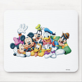 Mickey and Friends Mouse Pad