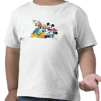 Mickey and Friends Tee Shirts