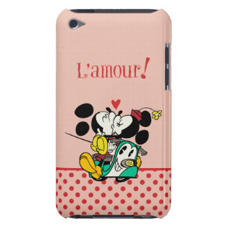 Mickey and Minnie 1 iPod Touch Cases