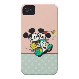Mickey and Minnie 2 iPhone 4 Cases