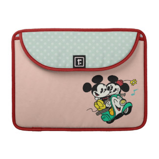 Mickey and Minnie 2 Sleeve For MacBook Pro