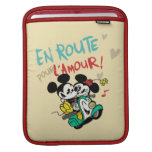 Mickey and Minnie En Route Sleeve For iPads