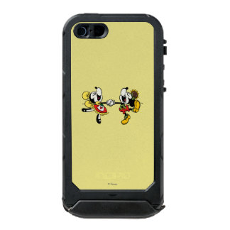 Mickey and Minnie  Holding Hands Incipio ATLAS ID™ iPhone 5 Case