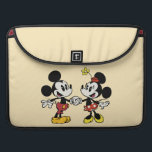 "Mickey and Minnie Holding Hands Sleeve For MacBook Pro<br><div class=""desc"">Mickey Shorts -Mickey and Minnie Mouse</div>"