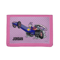 Mickey and the Roadster Racers | Daisy Tri-fold Wallets