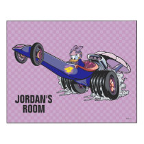 Mickey and the Roadster Racers | Daisy Wood Wall Art