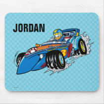 Mickey and the Roadster Racers | Donald Mouse Pad