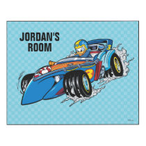Mickey and the Roadster Racers | Donald Wood Wall Art