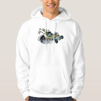 Mickey and the Roadster Racers | Goofy Hoodie
