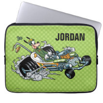 Mickey and the Roadster Racers | Goofy Laptop Sleeve