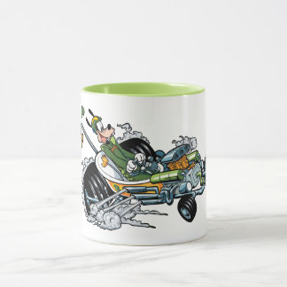 Mickey and the Roadster Racers | Goofy Mug