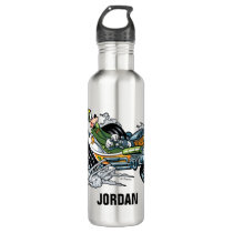 Mickey and the Roadster Racers | Goofy Stainless Steel Water Bottle