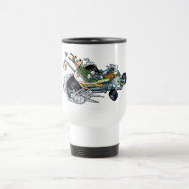 Mickey and the Roadster Racers | Goofy Travel Mug