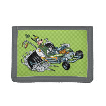 Mickey and the Roadster Racers | Goofy Trifold Wallet