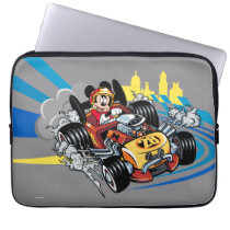 Mickey and the Roadster Racers | Mickey 28 Laptop Sleeve