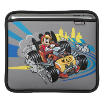 Mickey and the Roadster Racers | Mickey 28 Sleeve For iPads