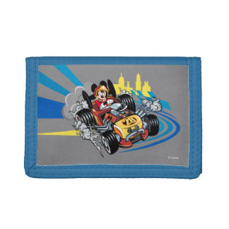 Mickey and the Roadster Racers | Mickey 28 Tri-fold Wallet