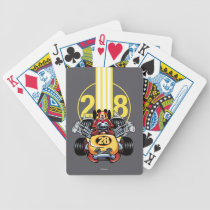 Mickey and the Roadster Racers | Mickey Bicycle Playing Cards