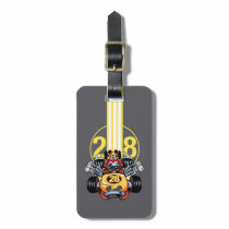 Mickey and the Roadster Racers | Mickey Luggage Tag