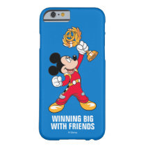 Mickey and the Roadster Racers | Mickey & Trophy Barely There iPhone 6 Case