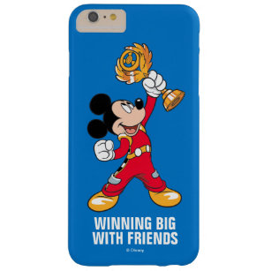 cf48c2264e Mickey and the Roadster Racers | Mickey & Trophy Barely There iPhone 6 Plus  Case