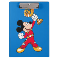 Mickey and the Roadster Racers | Mickey & Trophy Clipboard