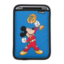 Mickey and the Roadster Racers | Mickey & Trophy iPad Mini Sleeve