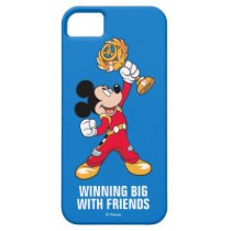 Mickey and the Roadster Racers | Mickey & Trophy iPhone SE/5/5s Case