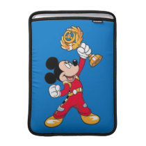 Mickey and the Roadster Racers | Mickey & Trophy MacBook Sleeve