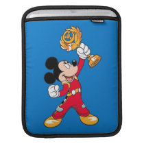 Mickey and the Roadster Racers | Mickey & Trophy Sleeve For iPads