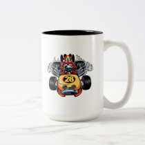Mickey and the Roadster Racers | Mickey Two-Tone Coffee Mug