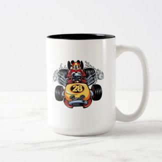Mickey and the Roadster Racers | Mickey Two-Tone Coffee Mug