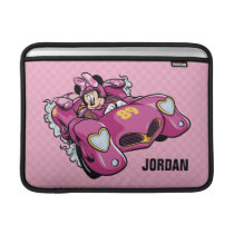Mickey and the Roadster Racers | Minnie MacBook Sleeve