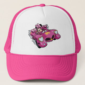 Mickey and the Roadster Racers | Minnie Trucker Hat