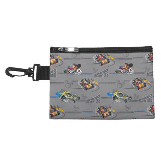 Mickey and the Roadster Racers Pattern Accessory Bag