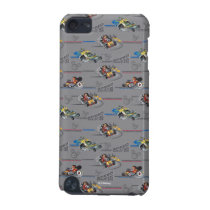 Mickey and the Roadster Racers Pattern iPod Touch 5G Cover