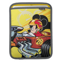 Mickey and the Roadster Racers | Rockin' & Racin' iPad Sleeve