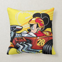 Mickey and the Roadster Racers | Rockin' & Racin' Throw Pillow