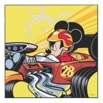 Mickey and the Roadster Racers | Rockin' & Racin' Wood Wall Art