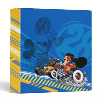 Mickey and the Roadster Racers | Speed Roadsters Binder